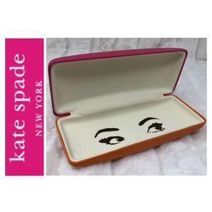Kate Spade Signature Eyeglass/Sunglasses Case